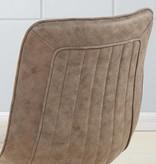 !nspire Chaise brun vintage, Buren