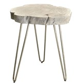 !nspire Nila Accent Table in Grey