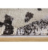 Kalora Platinum Patches of Colour Rug 5ft x 8ft
