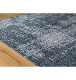 Kalora Cathedral Deep Blue Tree Bark Rug 8ft x 10ft
