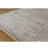Kalora Cathedral Salmon/Grey Traditional Border Rug 5ft x 8ft
