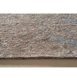 Kalora Cathedral Blue/Grey Traditional Border Rug 5ft x 8ft