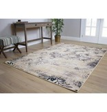 Kalora Clarity Muted Vines Rug 5ft x 8ft