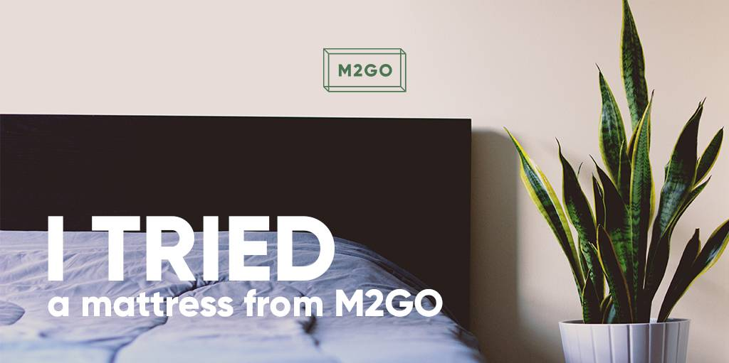 I Tried a Mattress from M2GO