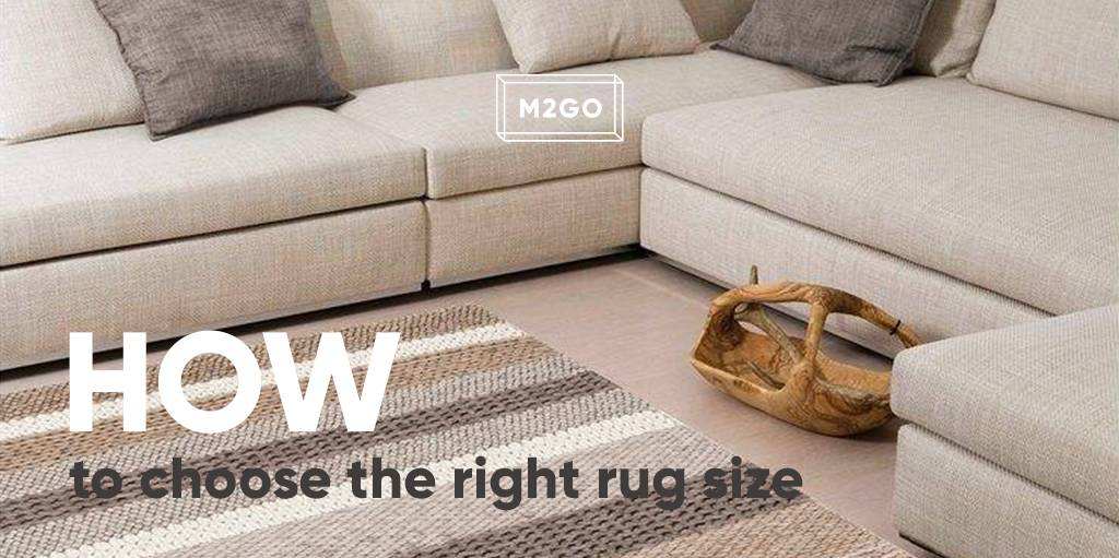 How To Choose The Right Rug Size M2go