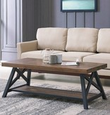 !nspire Langport Coffee Table in Rustic Oak
