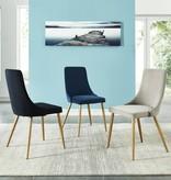 !nspire Carmilla Side Chair in Grey