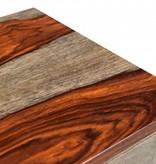 !nspire Idris Console Table in Grey 2-Tone