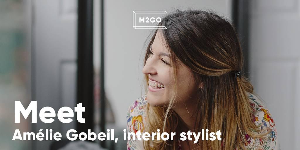 Meet Amelie Gobeil, Interior Stylist