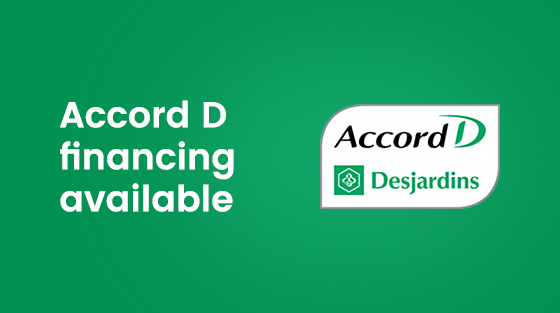 Accord D financing available