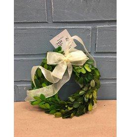 Box Wood Wreath
