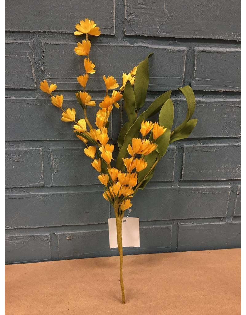 Yellow Lily of the Valley Pick