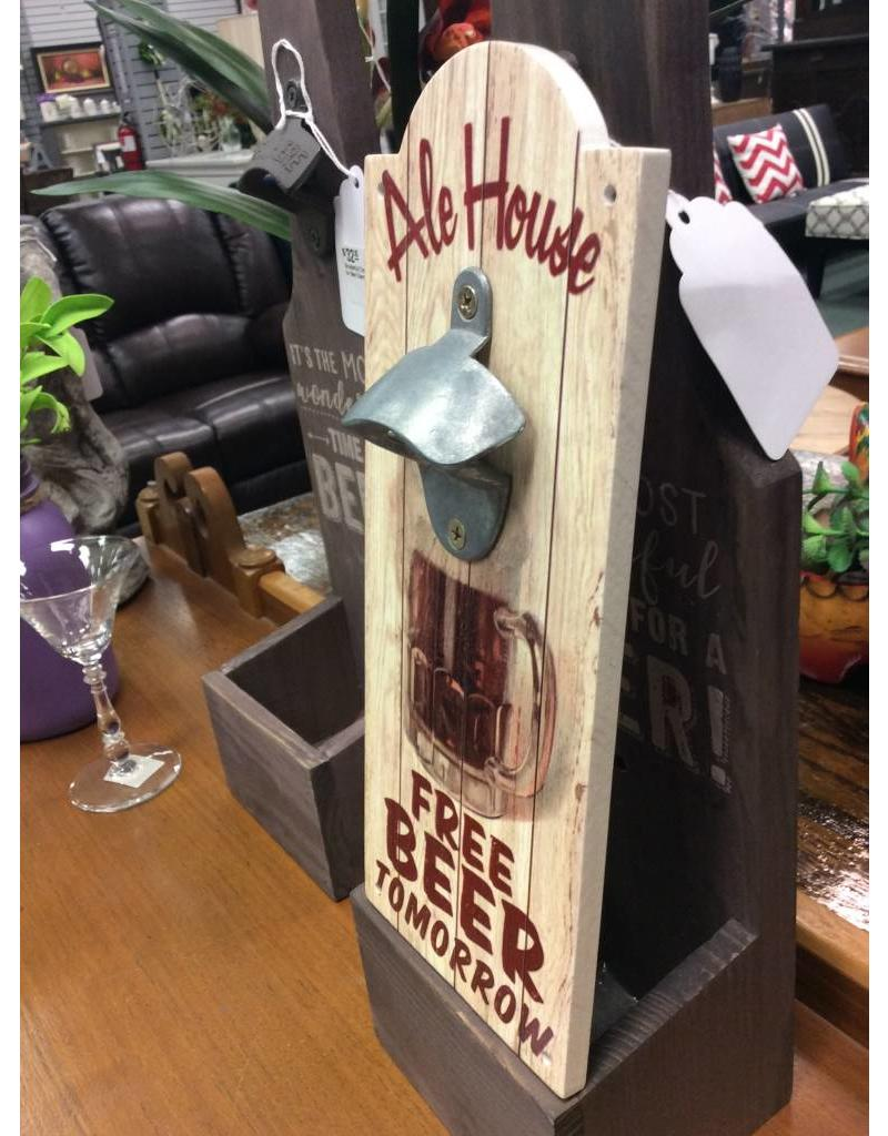 Globe Imports Free beer bottle opener