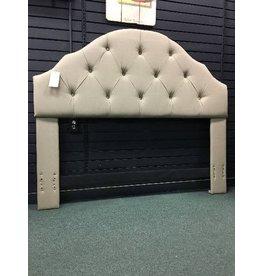 Three Posts Joyce Upholstered Panel Headboard - Full/Queen