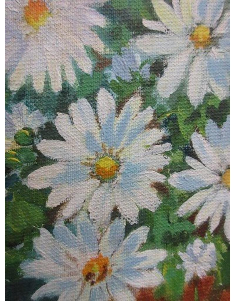 Still Life with Daisies
