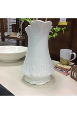 White Sterling Porcelain Pitcher