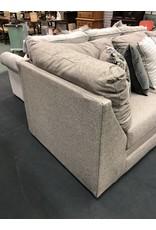 Latitude Run Simmons Upholstery Mervin RAF Bump Sofa