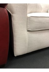 Overnight Sofa White Sleeper Loveseat