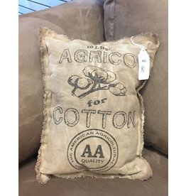 Agrico Cotton Pillow