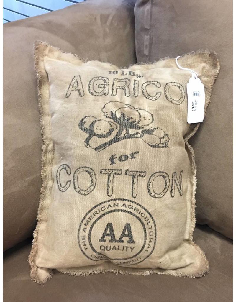 Agrico Cotton Pillow