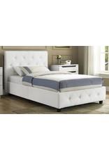 Andover Mills Salina Upholstered Platform Bed - Twin
