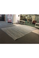 """Langley Street Lorenzo Taupe/Champagne/Blue Indoor/Outdoor Area Rug 8'6""""x13'"""