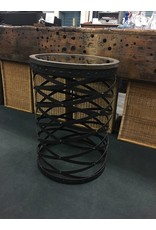 Mercana Jamestown Round Side Table