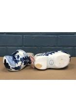 Flow Blue Ceramic Clogs
