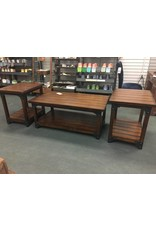 Signature Design by Ashley Murphy 3pc Coffee/End Table Set
