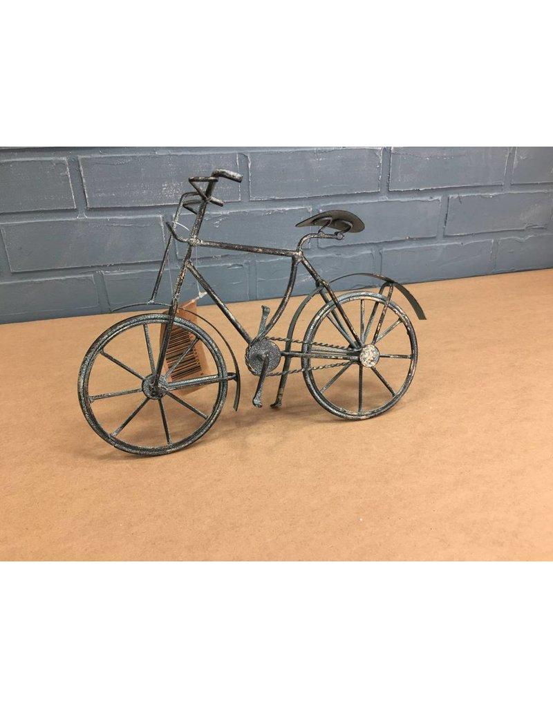 Metal Bicycle Art
