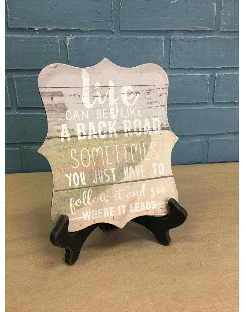 Countryside Vintage Sign