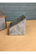 Rusty & Galvanized Boxes set/2