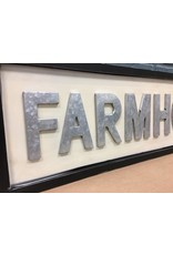 Farmhouse Framed Sign