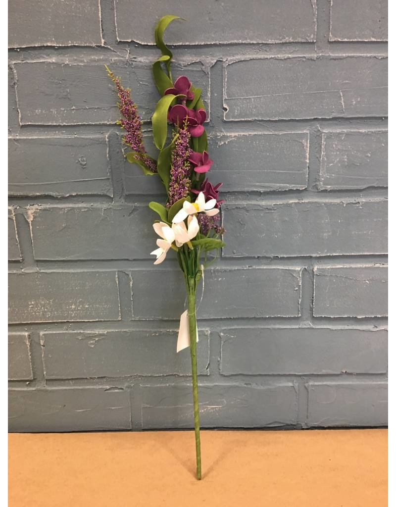 "Spring Flower & Flox Spray 18"""