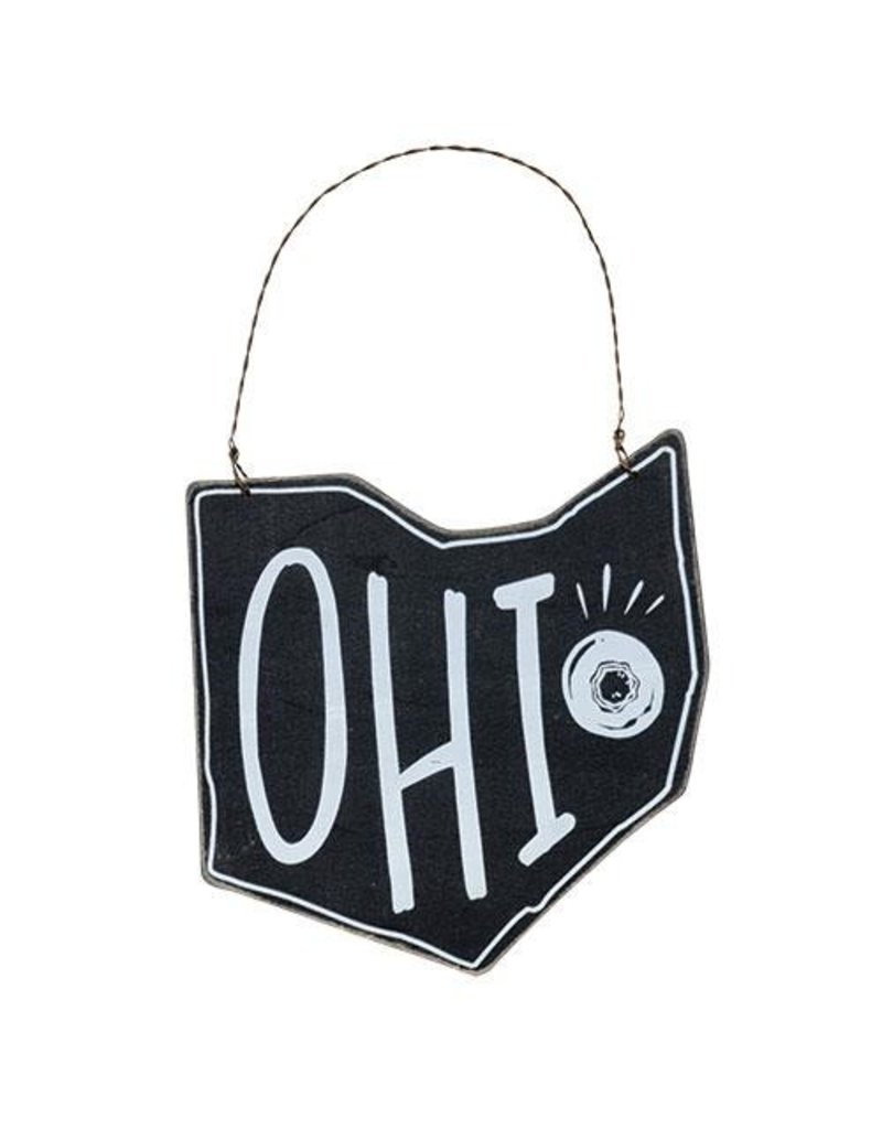 Ohio Ornament