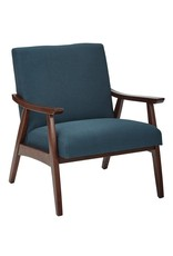 Langley Street Coral Springs Lounge Chair - Azure