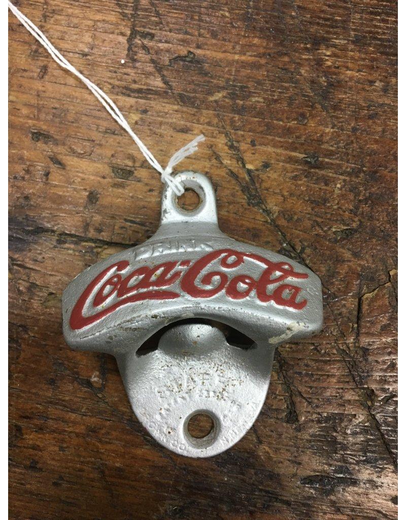 Coca-Cola Wall Mounted Bottle Opener