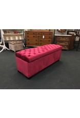 Alcott Hill® Mabel Shoe Upholstered Storage Bench