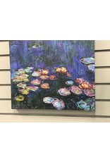 Ophelia & Co. 'Waterlilies Classic' by Claude Monet Painting Print on Canvas