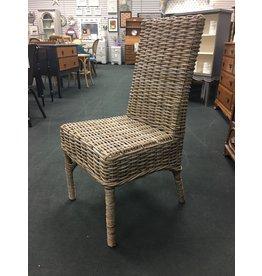 Safavieh Beacon Rattan Dining Side Chair