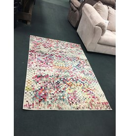 """Bungalow Rose™ Alfred Gray/Multi Area Rug 4'x5'7"""""""