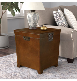 Andover Mills Boneta End Table With Storage