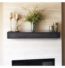 Midwood Designs Fireplace Mantel Shelf