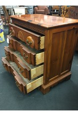 Broyhill 4 Drawer Solid Pine Bachelors Chest