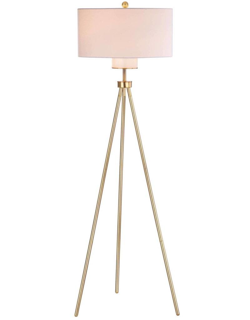 "Willa Arlo Interiors Floretta 66"" Tripod Floor Lamp"