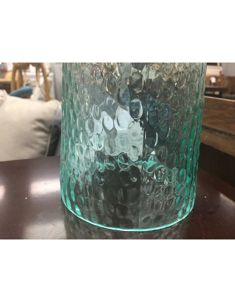 "Highland Dunes Oconee Tinted Glass 29.5"" Table Lamp"