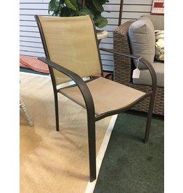 Metal Outdoor Armchair