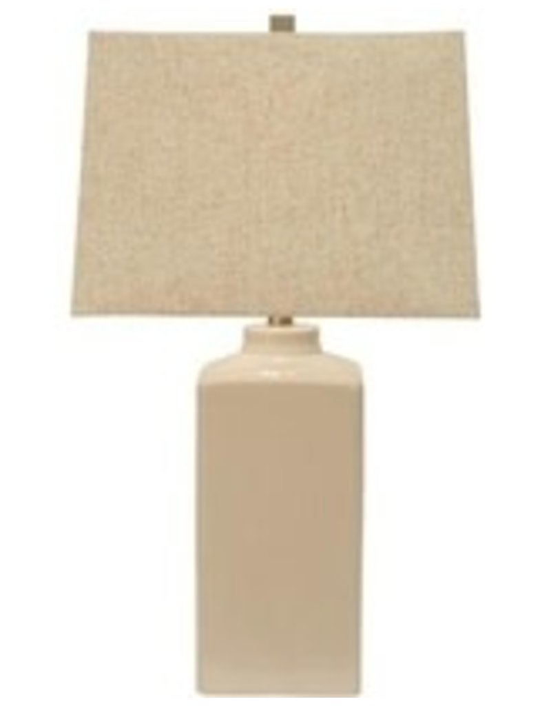 """Beachcrest Home Palm Valley 26.5"""" Table Lamp"""