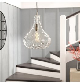 Birch Lane Heritage Strathmore 1-Light Teardrop Pendant