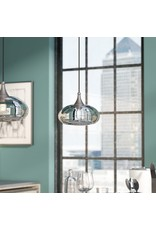 Wrought Studio Scalf 1-Light Teardrop Pendant